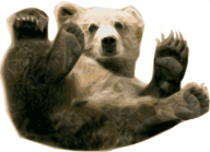 Grizzly Bear - Survival of the fattest - Gabriel code