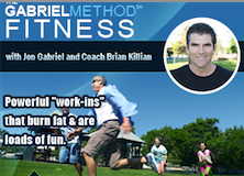 the Gabriel method fitness - acondicionamiento fisico